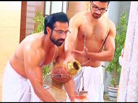 Saath Nibhana Saathiya: Desi boys flaunt their bodies
