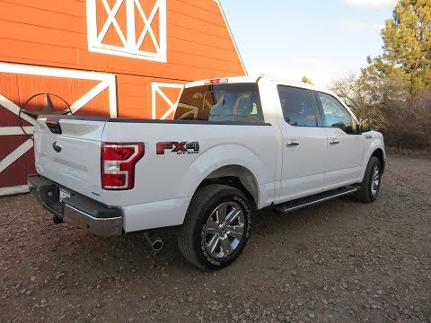 2018 Ford F150 MrTruck bought a new truck