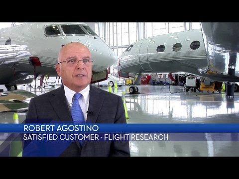 Flight Research featured on Worldwide Business with kathy ireland®