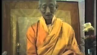Kalu Rinpoche 1982 The Nature of Mind lecture 4