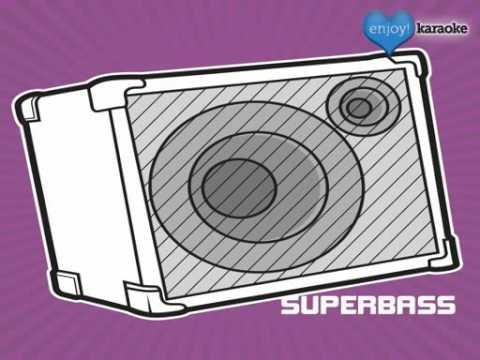 """Me singing """"Superbass"""" on Enjoy! Karaoke"""