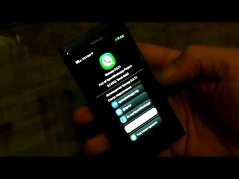 Wazapp for Nokia N9