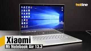xiaomi Mi Notebook Air 13.3  обзор универсального компактного ноутбука