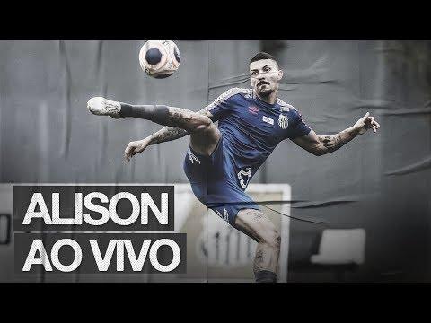 ALISON | COLETIVA AO VIVO (20/01/20)