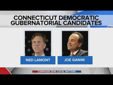 Connecticut voters head to the polls