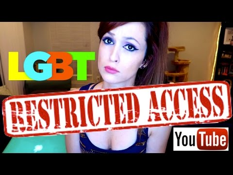 """""""RESTRICTED MODE"""" - YouTube Censors LGBTQ+"""