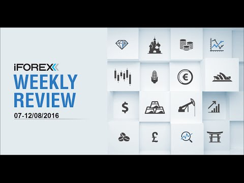 iFOREX Weekly Review 07-12/08/2016: Brexit, EU and USD.