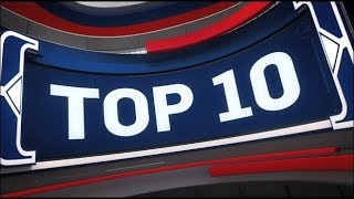 vuclip NBA Top 10 Plays of the Night | October 10, 2018