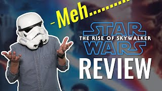 Star Wars: Episode 9 - The Rise of Skywalker REVIEW & FIRST THOUGHTS