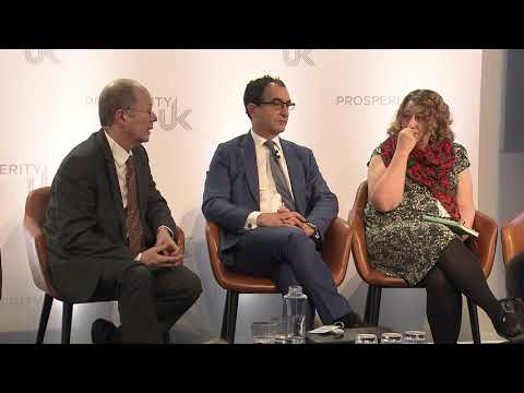 Global Threats and UK Responses Q&A: Ruth Davis, Michael Liebreich with James Thornton