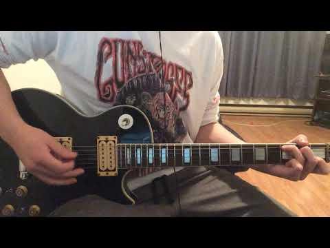 Slash's Snakepit – What Kind Of Life (Guitar) Cover