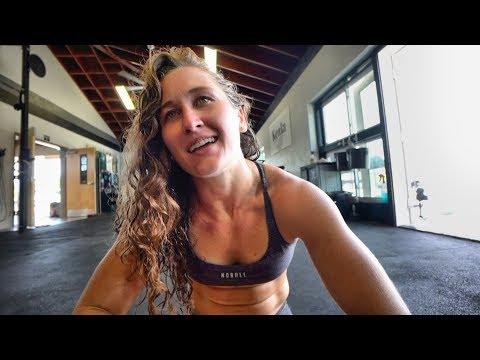 Tia-Clair Toomey: Back In Training (Hardest EMOM I've Done)