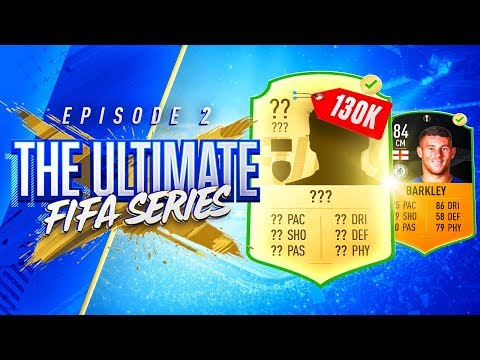 MAKING OUR FIRST SIGNINGS!!! THE ULTIMATE FIFA SERIES!!! Episode 2