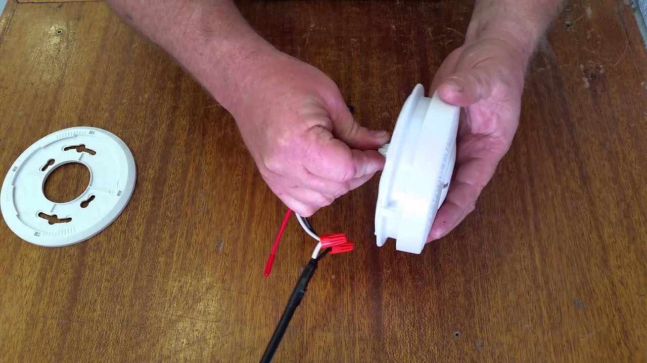 maxresdefault smoke detector battery replacement fix chirping or beeping fire firex g-6 wiring diagram at alyssarenee.co
