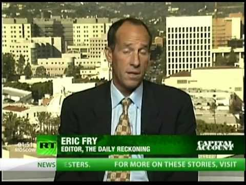 Agora's Eric Fry on the Defaulting Greece, Italy, Spain and Portugal