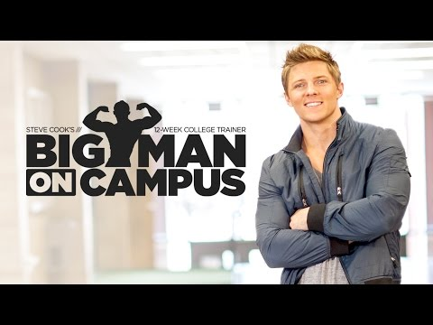Steve Cook\'s Big Man On Campus Training Program | Trailer