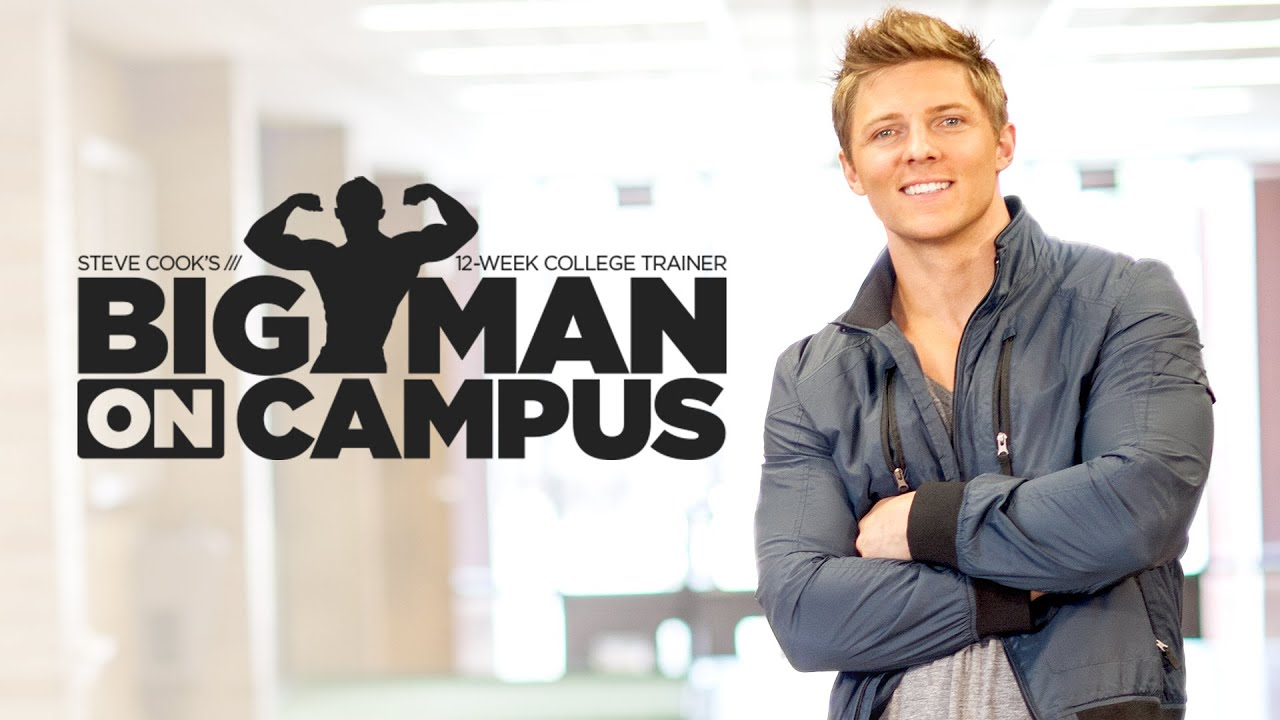 New man on campus