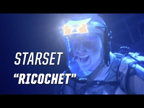 "Starset Rock ""Ricochet"" Live - 2017 Loudwire Music Awards"