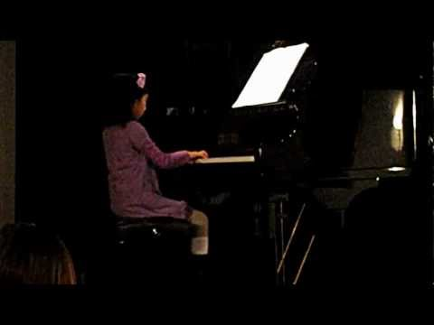 "piano recital - ""Sprightly"""