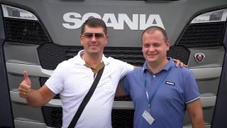 Scania Самые масштабные соревнования водителей в Мире