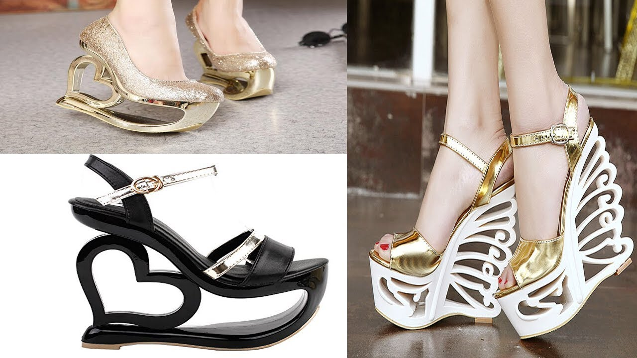 09bf958b5370 Most beautiful high heel sandals for girls