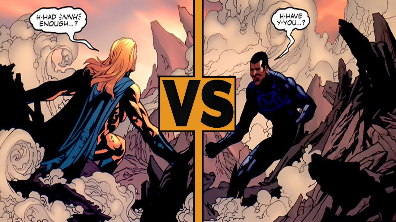 sentry vs blue marvel youtube