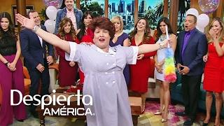 Doña Meche regresó a Despierta América aunque no la hayan invitado