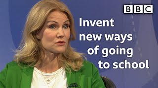 What can the UK learn from Denmark's outdoor schools? - Coronavirus Covid-19 - BBC