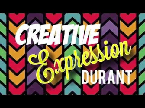 Creative Expression Class at Durant