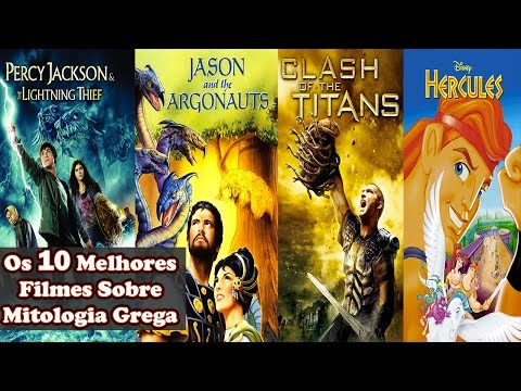 Os 10 Melhores Filmes Sobre Mitologia Grega - Curiosidades Mitológicas (Don Foca)