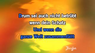 Karaoke Ein freund, ein guter freund - Heinz Rühmann *