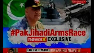 Pak buying AK 103 rifles from Russia, taking Chinese Yuan submarines; will China arm Pak jihadis?
