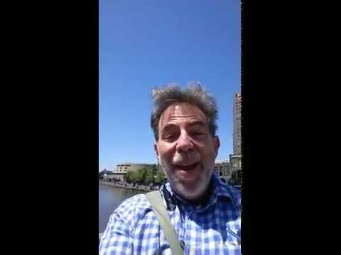 Vlog: Andy Lipkis Reports from Australia Delegation Trip
