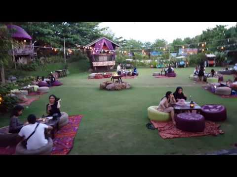 La Laguna Bali Restaurant & Beach Bar walk-through