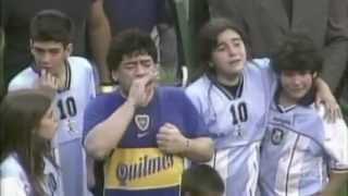 Maradona - D10S - 4/4 I almost died (English)