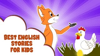 Golden Egg Story & More - Best 10 Moral Stories For Kids   Kids Story In English   English Stories