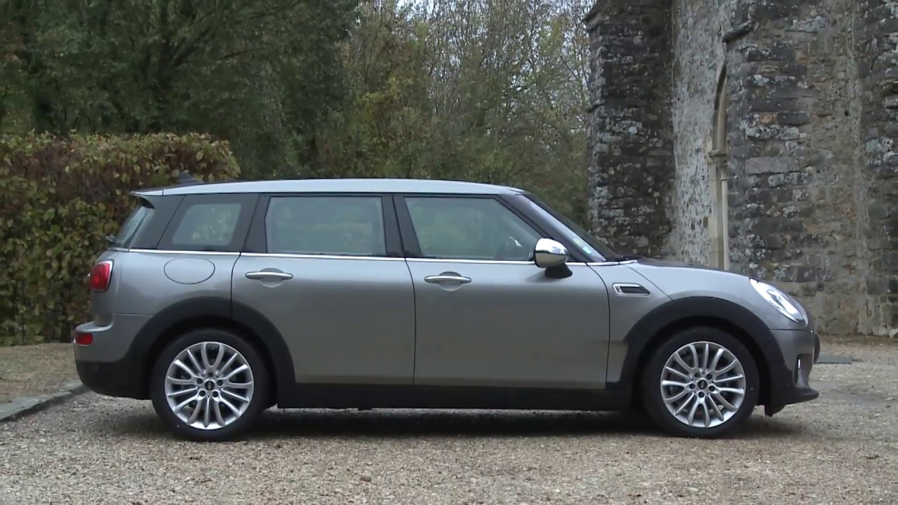 Essai Mini Clubman 15 D Twin Power Turbo 116ch One D Youtube
