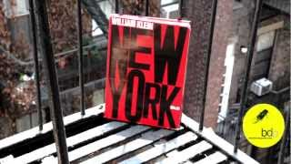 New book at bdp: New York by Klein.mov