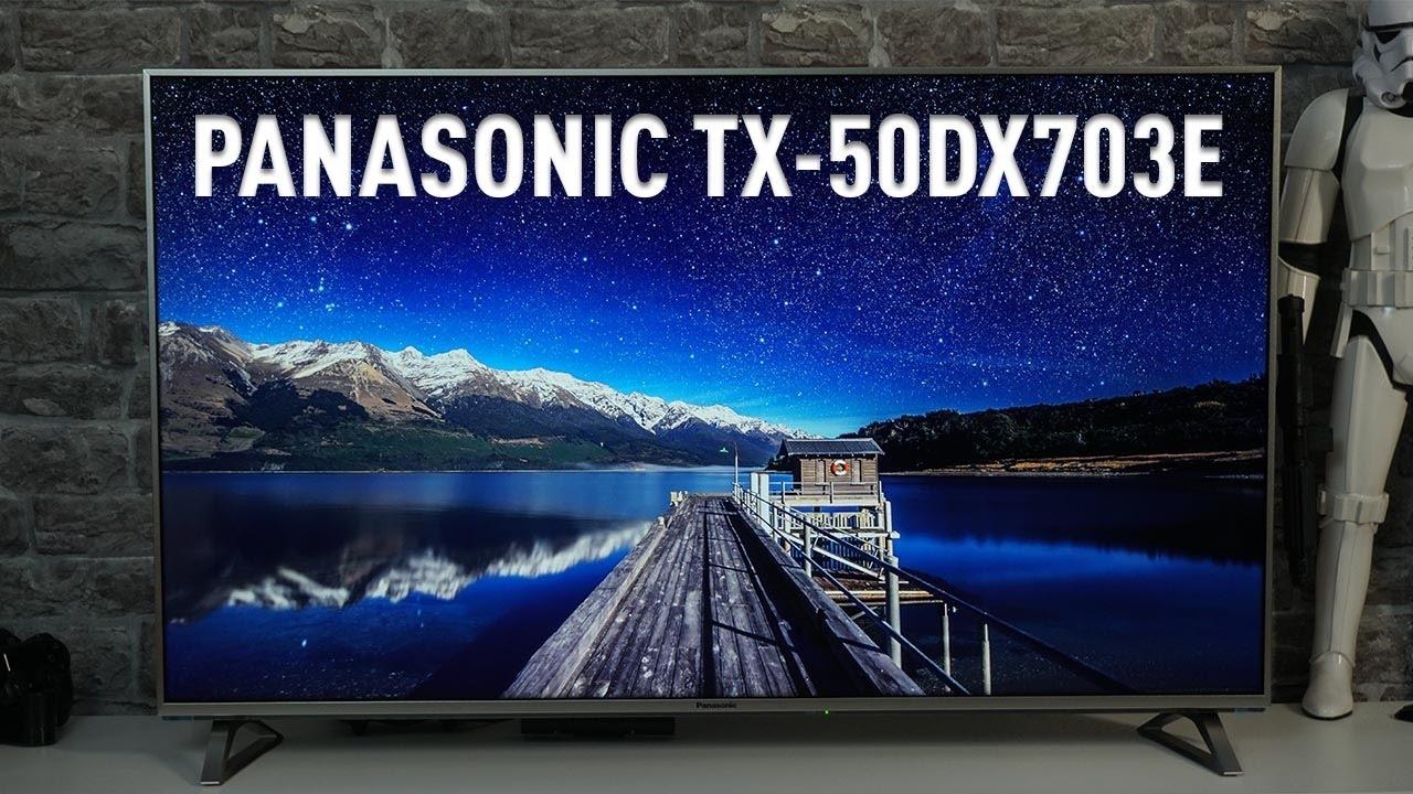 Panasonic TX-50DX 703e 4K HDR televizyon incelemesi