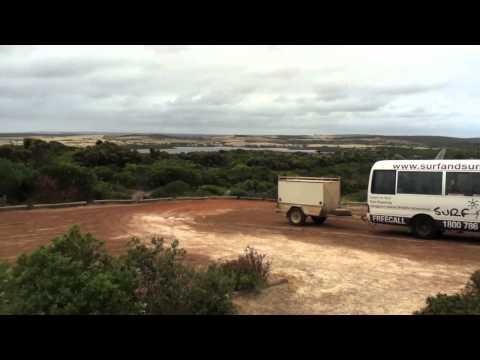 Kangaroo Island with Surf & Sun
