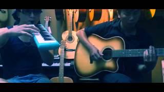 CHIỀU MAXCOVA (MOSKVA) - SONG TẤU MELODION & GUITAR - HỢP ÂM CỰC CHUẨN
