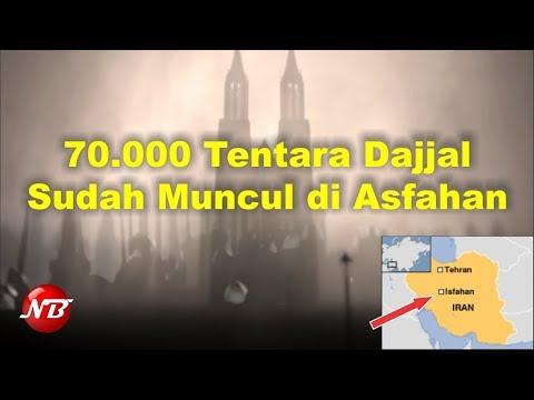 70 000 Pasukan Dajjal Telah Muncul di Asfahan II Kajian Ustadz Zulkifli M Ali Lc
