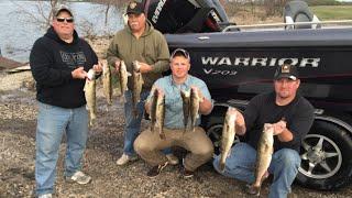 Slip Bobber Walleye Devils Lake
