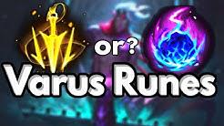 Varus Runes Season 10