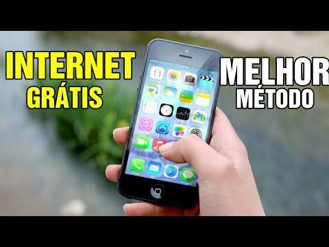 COMO Ter internet 100  GRÁTIS EM Qualque Operadora melhor método JÁ VISTO EM 2017