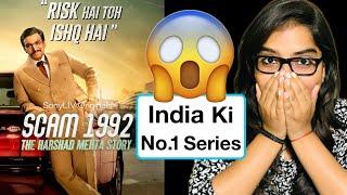Scam 1992 Web Series REVIEW | Deeksha Sharma