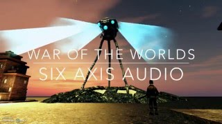 War of the Worlds, Game Sound Demo by Six Axis Audio