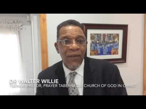 Interview with dr Walter  Willie