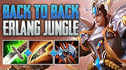 2 Games, 1 Video | Erlang Shen Jungle Gameplay (SMITE Conquest)