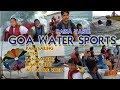 GOA WATER SPORTS    GO PRO   INSIDE SEA   ALL IN ONE  